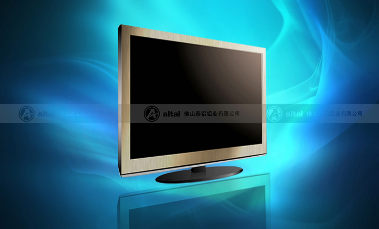 LCD TV decorative panel