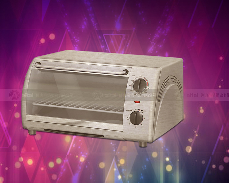 Household electric oven