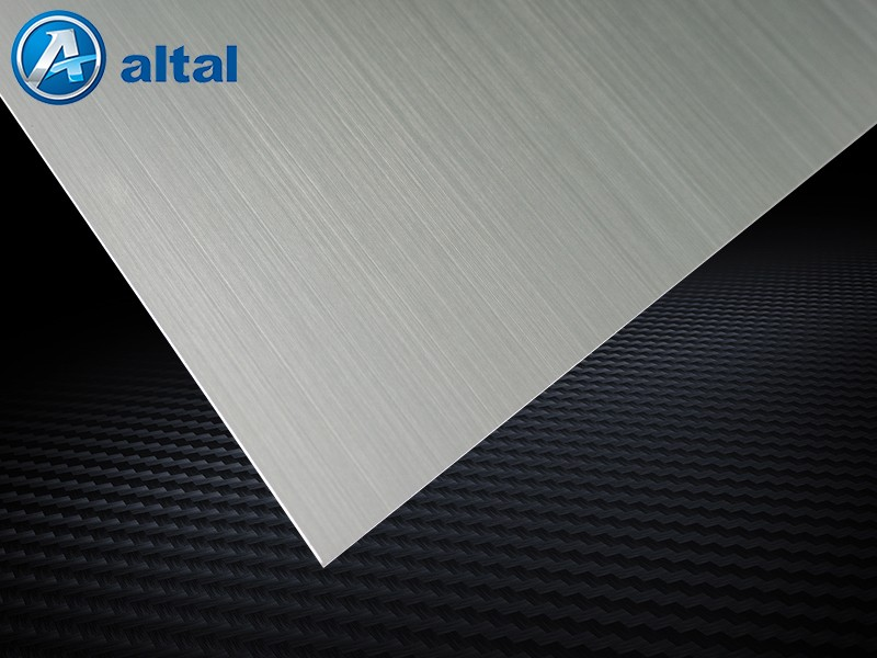 新品 阳极氧化拉丝铝板 D138T1R-18