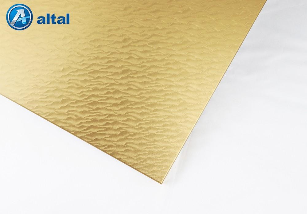 祥云纹压花铝板DZPB01T1R-1068