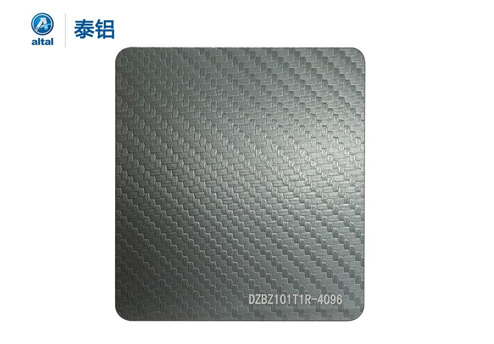 精轧压花铝板 DZBZ101T1R-4096