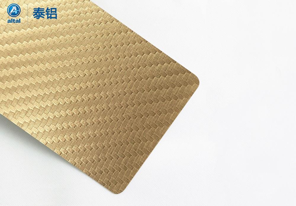 压花铝板 DZBZ202T1R-1068