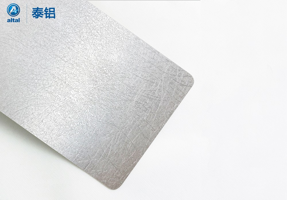 压花阳极氧化铝板纤思纹理-DZCW760T1R