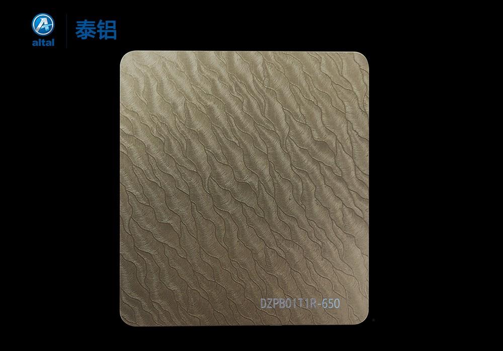 祥云纹压花铝板DZPB01T1R-650