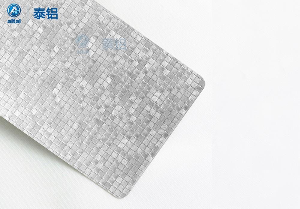 精轧压花铝板DZSK01T1R